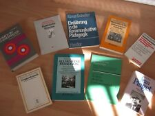 Tolles Bücher - Paket für Pädagogik - Studenten - Schaller, Hederer, ...!