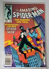 The Amazing Spider-Man #252 (May 1984, Marvel)! First Issue with Black Suit!
