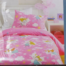 Pink Double Quilt Cover Set Fairies Magic Dust Girls bedding for your princess