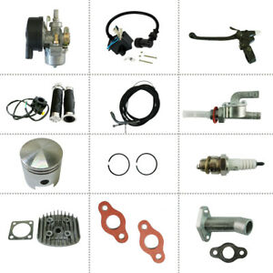 80cc 2 Stroke Engine Motorised Bicycle Bike Replacement Parts