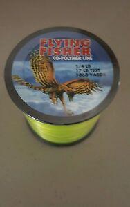 100 lb. Test Fishing Line Flying Fisher Monofilament Line