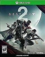 Destiny 2 (Microsoft Xbox One, 2017) Brand new!!!!
