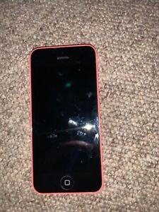 Apple iPhone 5c - 32GB - Pink (Unlocked) A1507 (GSM)