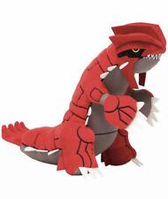 """NWT Pokemon Center 12"""" GROUDON Large plush stuffed toy Poke Authentic"""