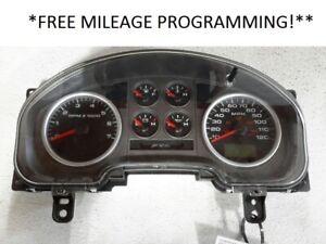 2006 FORD F150 FX4 Speedometer Instrument Cluster *MILEAGE PROGRAMMED*