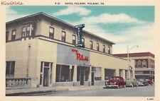 Postcard Hotel Pulaski Pulaski VA