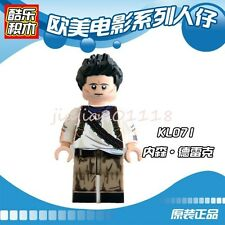 Nathan Drake Mini Figures Uncharted 2: Among Thieves Game Building Toys #3EWR234