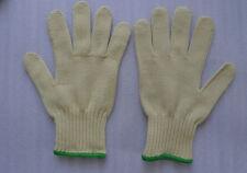 1 PAIR Kevlar  CUT RESISTANT gloves SIZE MEDIUM