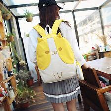 Japanese Kawaii Shoulders Bag Backpack Little Firewood Dog Sweet Cute