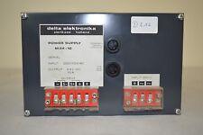 delta elektronika power supply (Mod.No.:M24-10 / 22/110VAC - 24VDC) (D.416)