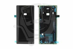 Genuine Samsung Note 9 SM-N960 Midnight Black Battery Cover & Adhesive - GH82-16