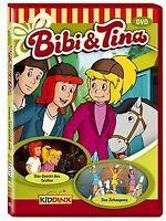 Bibi und Tina - Das Zirkuspony / Die geheimnisvolle Statu... | DVD | Zustand gut