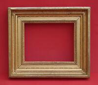 Antique Frame, France, 19th century - original ca. 1850  (# 2618)