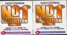 NO 1's COLLECTION - UK PROMO 2 CD SET: TROGGS, ANIMALS, ROY ORBISON, BUCKS FIZZ