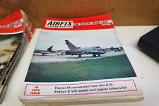 Airfix Magazine For Plastic Modellers Monthly x 12 Jan To Dec 1971
