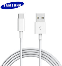 CABLE USB Transfert & Recharge EP-DN930CWE Blanc / SAMSUNG Galaxy Tab S3 9.7
