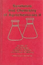 Synthesis and Chemistry of Agrochemicals: II (ACS Symposium Ser... Hardback Book