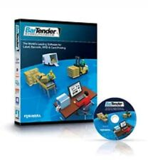 Seagull Scientific Bartender Label Rfid Software 9.30 3 Printer Automation