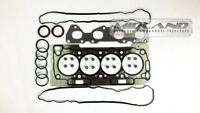HEAD GASKET SET FOR PEUGEOT 206 307 1007 PARTNER 1.6 16V TU5JP4 NFU N6A ENGINE