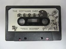 ZX81 game - FROG HOPPER by The Software Farm - Early label, No insert - untested