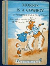 B0006AWICM Morris is a cowboy, a policeman, and a baby sitter (An I can read bo