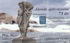 280730 / Aland Block ** MNH Hologramm