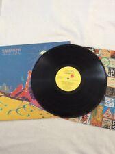 ROLLING STONES STILL LIFE ORIGINAL 1982 SA VINYL LP RARE VG/VG with Inner