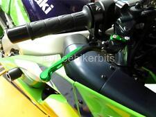 Kawasaki Z750s 2006-2008 Freno Embrague Plegable ampliar Palancas carrera de carretera r10c5