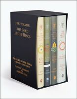 The Lord of the Rings Boxed Set (Hardcover), Tolkien, J. R. R., 9780007581146