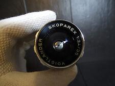 SCOPAREX 1:3.4/35 mm for Bessamatic LENS TOP EXCELLENT  LEGEND VINTAGE