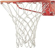 """Champion Sports Deluxe Non-Whip Basketball Net, 5mm 90G, 12 Loop 21"""" Long"""