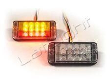 2x LED Rückleuchten Schlusslicht Bremslicht Blinker LKW PKW Anhänger 12 24 Volt