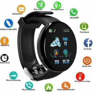 Smart Watch Activity Tracker Fitness Sport Bluetooth for iOS Android Step
