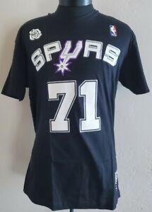 Selena Quintanilla NBA San Antonio Spurs Mitchell & Ness T Shirt SZ Large NWT