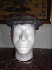 Civil War Reenactment Mens Cap/Hat VanHeusen Wool/Polyer lining Newsboy Gatsby