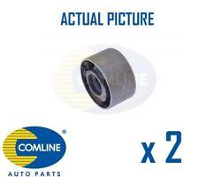 2 x FRONT CONTROL ARM BUSH PAIR COMLINE OE REPLACEMENT CRB3008