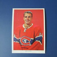 HENRI RICHARD 1963-65 CHEX photo 5X7  Montreal Canadiens Nice condition