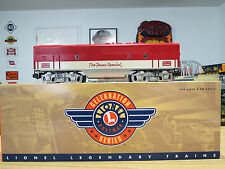 Lionel PWC Texas Special F-3 B Unit W/ Rail Sounds , TMCC , 6-14520 , New C-9