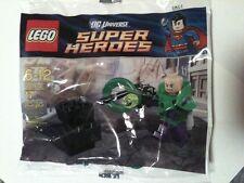 NEW LEGO Lex Luthor Minifig 30164 Lego Batman 2 Justice League SEALED