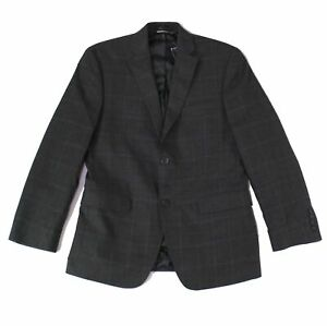 Marc New York Mens Suit Seperate Gray Size 36 Short Stretch Blazer $295 122
