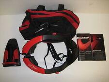 ALPINESTARS BIONIC NECK SUPPORT SIZE M RED & BLACK 650009 - SALE