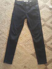 Banana Republic Women's Dark Skinny Jeans Size 26 Dark Wash Cotton Stretch