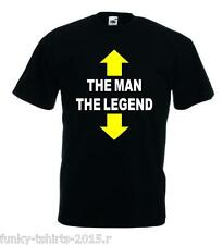 CAMISETA BROMA THE MAN THE LEGEND