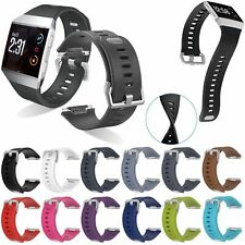 Replacement Sports Silicone Watch Band Strap Bracelet For Fitbit Ionic Watch ol