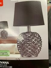 "GLOBE ELECTRIC 18.75"" CHR Table Lamp 12911"