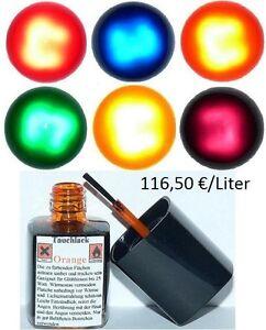 4 Farben Tauchlack nach Wahl QUALITATIV HOCHWERTIG Glühlampen Lampenlack NEU