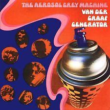 VAN DER GRAAF GENERATOR Aerosol Grey Machine MERCURY RECORDS Sealed Vinyl LP