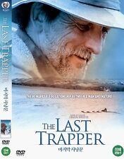 The Last Trapper / Le dernier trappeur (2004, Nicolas Vanier) DVD NEW
