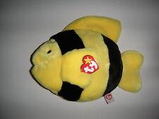 "Vintage Ty 1998 Beanie Buddies Retired Plush Stuffed Animal 10"" Boys & Girls Tag"