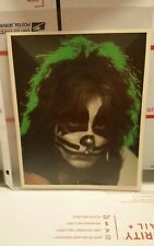 Official 1978 Aucoin KISS, Peter Criss photo. Large sized.